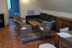 Apartmán - obývacia časť (living room)
