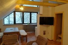 Apartmán - jedálenská časť (dining part)