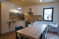 Spoločná kuchyňa 1.poschodie (shared kitchen 1st floor)