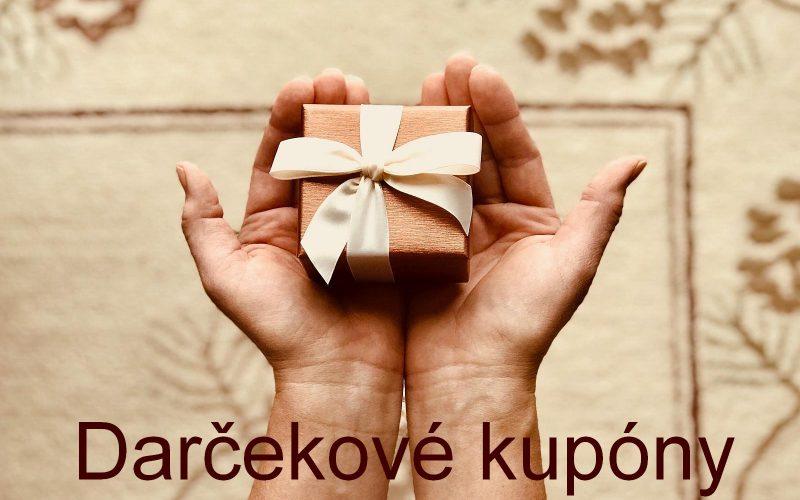 Darčekový kupón 2019 (50€/100€)